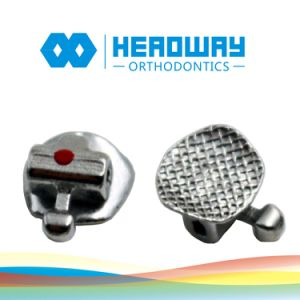 Headway Brand Orthodontic Bracket, 4&5# Bicuspid Bondable Bracket pictures & photos