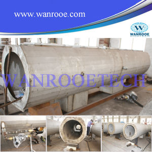 Large Diameter HDPE Pipe Extrusion Line pictures & photos