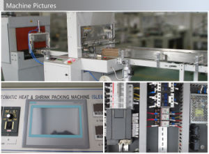 Ce Approved Automatic Shrinking Wrapping Machine pictures & photos