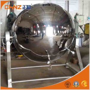 Tilting Type Spherical Jacketed Tank pictures & photos