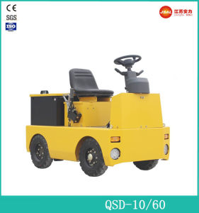 5.0 Ton Four Wheel Electric Tow Tractor (QSD-50)