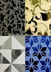 Hot 304 Decorative Colored Stainless Steel Sheet for The Best Price pictures & photos