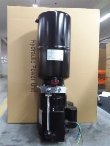 Twin Stacker Solienoid Hydraulic Power Unit Factory pictures & photos
