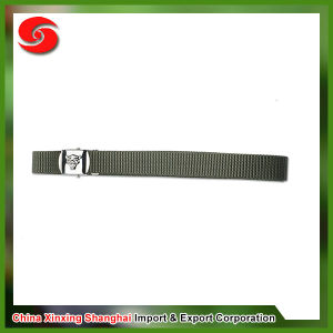 3-4 Grade Military Belt and PP Striped Webbing pictures & photos