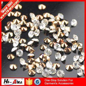 Meet Oeko-Tex Standard 100 Requirement Good Price Rhinestone Factory pictures & photos