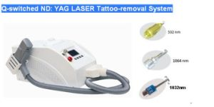 Mini Laser Tattoo Removal Equipment pictures & photos