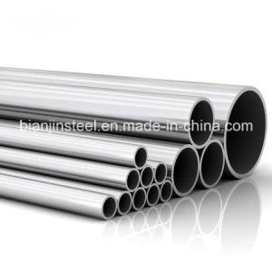 Fluid Pipeline Construction Structure Seamless Steel Pipe pictures & photos