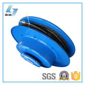 Spring Type Hydraulic Oil Hose Reel Drum pictures & photos