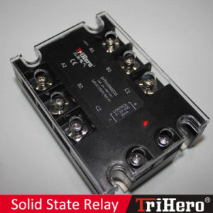 10A DC/AC Solid State Relay SSR 3-Phase pictures & photos