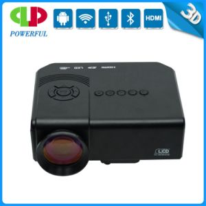 Cheap LCD Mini Projector for Tablets Used Profile Projector pictures & photos