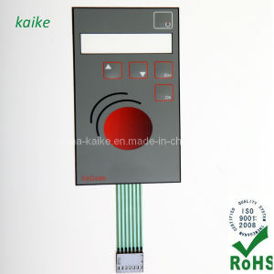 Round Button Membrane Switch Keypad Keyboard pictures & photos