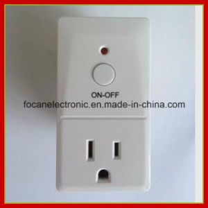 Remote Control Electrical Us Power Plug Wireless Light Switch Socket pictures & photos