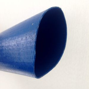 Soft Flexible PVC Layflat Hose for Water Irrigation pictures & photos