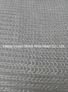Stainless Knitted Wire Mesh Made in China pictures & photos