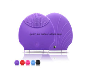 Electric Silicone Facial Brush/Facial Cleansing pictures & photos
