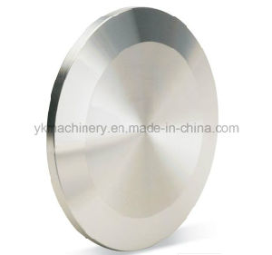 Stainless Steel 3A/SMS/DIN Blind End Cap