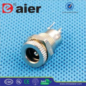 Metal 2.1mm/2.5mm * 5.5mm DC Jack pictures & photos