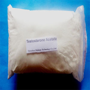 Testosterone Acetate Steroid Powder for Muscle Growth pictures & photos