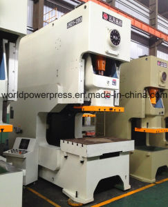 High Quality C Frame Fixed Bolster Punching Press pictures & photos