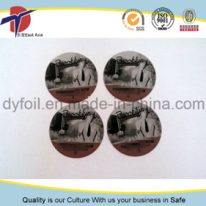 Disposable Plastic Cups and Foil Lids for Yogurt/Dairy pictures & photos