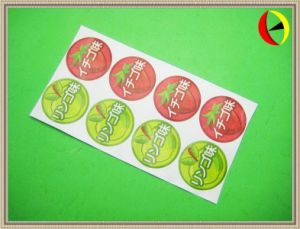 Hotsale Custom Colorful Self-Adhesive Sticker with Cheaper Price pictures & photos