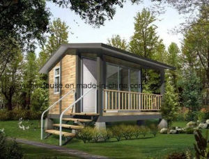 Prefabricated House Comfortable Home Quake-Proof Building pictures & photos