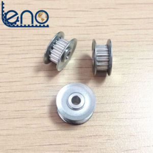 Two Flange 3mm Belt Width Small Gt2mm Timing Pulley pictures & photos