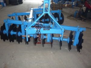 3 PT Hitch Medium-Duty Tractor Mounted Offset Disc Harrow pictures & photos