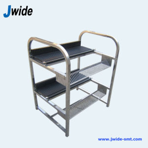 SMT Feeder Cart for Storage and off-Line Kitting pictures & photos