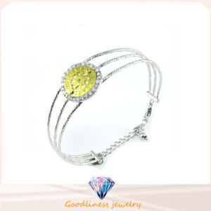 Factory Wholesale Woman′s 925 Silver Bangle (G41270) pictures & photos
