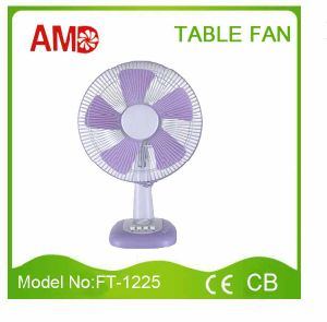 "Hot-Selling Competitive Price 12"" Table Fan (FT-1225) pictures & photos"