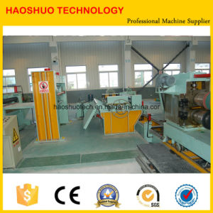 Fast Blade Changing Double Twin Slitter Slitting Line pictures & photos