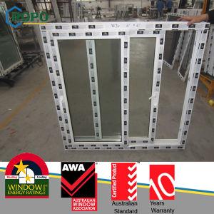 Horizontal Open Slide Windows, PVC Horizontal Glass Windows pictures & photos
