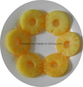 567g Canned Pineapple with Delicious Taste pictures & photos