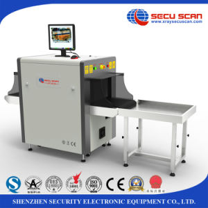 Small Size X Ray Luggage Scanning Machine for Subway, Metro, Hotel pictures & photos