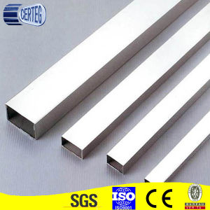 Hot sell stainless steel rectangular pipe pictures & photos