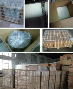 Pill Tablets Capsules Packaging Material Colored Strip Alu Foil pictures & photos