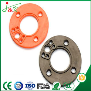 Round Flat EPDM Viton FKM Silicone Rubber Washer/Rubber Gasket pictures & photos