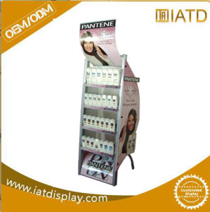 Metal/Wooden/MDF/Melamine MDF Display Rack&Clothing Furniture for Display pictures & photos
