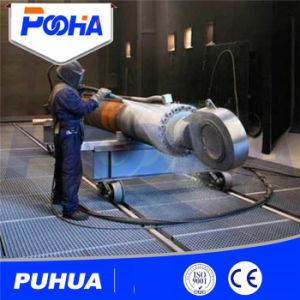 Sand Blasting Equipment with Pneumatic Abrasive Recovery System pictures & photos