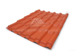 Resin Roofing Tile