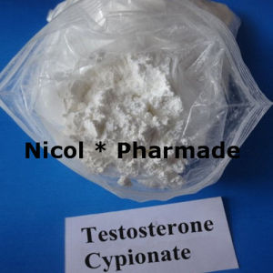 Testosterone Cypionate Steroid Hormone Testosterone Cypionate Powder pictures & photos