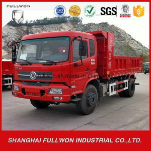Dongfeng LHD/ Rhd 4X2 6m3 8 Ton -10 Ton Tipper Truck / Dump Truck pictures & photos