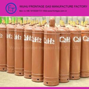 Welding Fuel Acetylene Gas-40 Lt Steel Cylinder pictures & photos