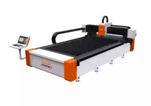 500W CNC Fiber Laser Cutting Machine pictures & photos