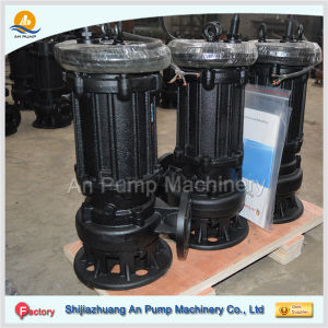 Dirty Water Drainage Submersible Sewage Water Centrifugal Pump pictures & photos