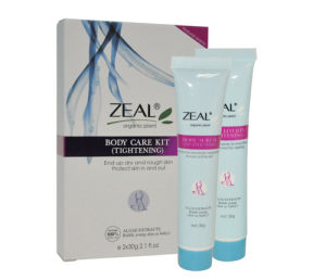 Zeal Skin Care Tightening Body Scrub & Lotion 30ml+30ml pictures & photos