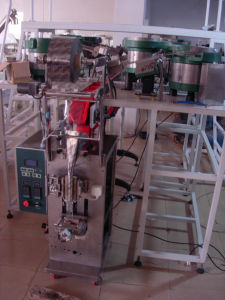 Plastic Button Packing Machine pictures & photos