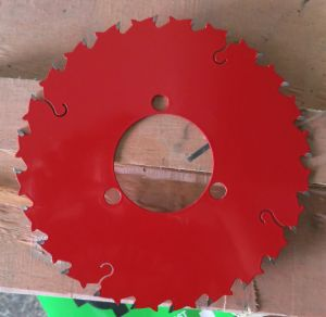 Tct Saw Blade for Wood with Akb Teeth Shape pictures & photos