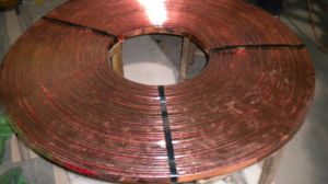 Copper Coated Steel Solid Tape Conductor UL Listed pictures & photos